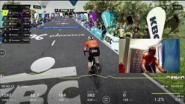 V Belgii uspořádali známý cyklistický závod virtuálně