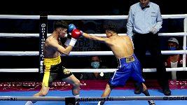 V Nikaragui se konal boxerský zápas před publikem