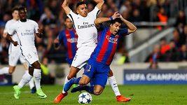 Barcelona rozmetala v Lize mistrů závěrečným uragánem naděje PSG