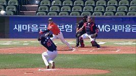 Baseballista utrpěl vážné poranění hlavy