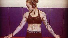 Získá skalp Lucie Pudilové? Osmnáctiletá zápasnice Tereza Ronda Bledá si věří