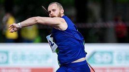Podívejte se na skvělý pokus Jakuba Vadlejcha. Na úvod sezony hodil 84,31 metru