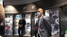 Jan Koller je novým členem fotbalové Síně slávy
