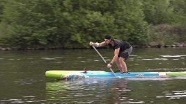 Čeští paddleboardisté si ve světě získávají respekt. Budou jednou na olympiádě?