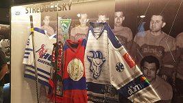 Hokejová Síň slávy otevřela výstavu Kolébky hokeje
