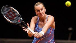 Petra Kvitová prohrála v Prostějově s Markétou Vondroušovou