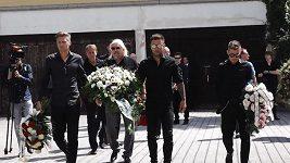 Pohřeb Mariána Čišovského