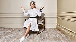 Ester Ledecká o triumfu v anketě Král bílé stopy
