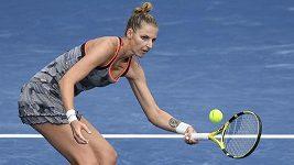 Kristýna Plíšková porazila na Tipsport Elite Trophy Švýcarku Vögeleovou