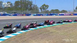 Sestřih závodu MotoGP v Jerezu
