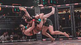 Zápasnice MMA Tereza Bledá měsíc po triumfu v Oktagon Underground