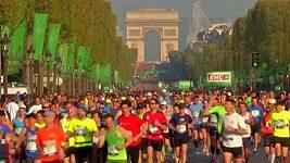 Pařížský maraton v roce 2017