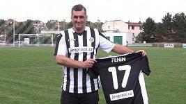 Martin Fenin bude hrát za FK Řeporyje. Po dvou letech mám zase chuť do fotbalu, hlásí