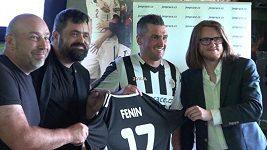 Zastrašováním konkurence se rodil přestup do FK Řeporyje. Nemůže to dopadnou špatně, věří Martin Fenin