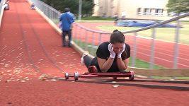 Jak zlepšit starty? Skeletonistka Anna Fernstädtová dupala jako slůně a učila se znovu běhat