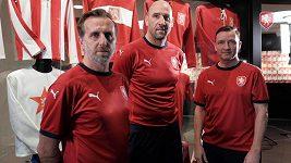Nové dresy fotbalové reprezentace