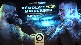 Zápas mezi Karlosem Vémolou a Václavem Mikuláškem se přesouvá na 17. října a do Brna
