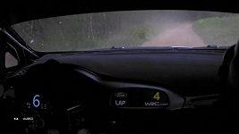 Ott Tänak vyhrál Estonskou rallye