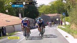 Ewan vyhrál 11. etapu Tour de France