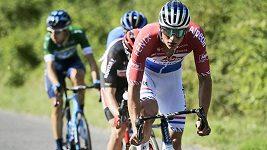 Nizozemský cyklista Mathieu van der Poel vyhrál 7. etapu závodu Tirreno-Adriatico