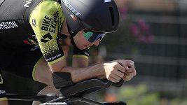 Britský cyklista Simon Yates vyhrál Tirreno-Adriatico