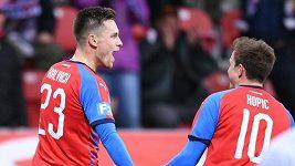Fotbalová reprezentace chce navázat na výkon na Slovensku
