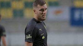 Jsem poctivej kus chlapa, měřím 199 cm, říká o sobě nováček v národním týmu Tomáš Petrášek