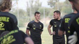 Zápas proti Izraeli bude trošku podobný tomu na Kypru, říká Vladimír Darida