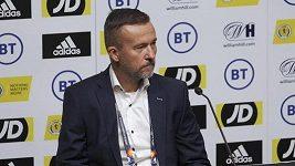 Výsledek hodně frustrující, už to ve skupině nemáme ve svých rukách, říká trenér Jiří Chytrý