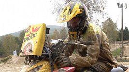 V bahně a dešti trénuje na Dakar Ollie Roučková. Bude v nadcházejícím ročníku startovat?