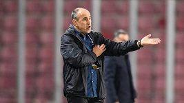 Hráčům jsem poděkoval, i přes nepříznivý vývoj se snažili, říká trenér Sparty Václav Kotal