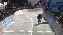 20. etapu Gira vyhrál Tao Geoghegan Hart