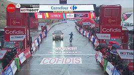 Španěl Ion Izagirre vyhrál šestou etapu Vuelty
