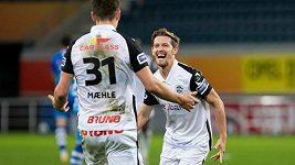 Hrošovský rozhodl o výhře Gentu v belgické lize