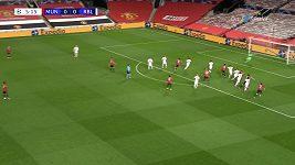 Sestřih zápasu Ligy mistrů Manchester United – Lipsko
