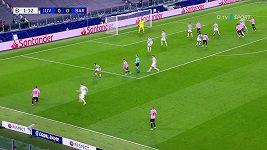 Sestřih zápasu Ligy mistrů Juventus - Barcelona