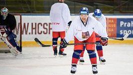 Záznam: Nominační TK na hokejový turnaj Karjala, součást Euro Hockey Tour