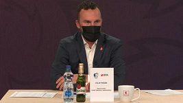 Ruská nominace je degradací celého turnaje a série Euro Hockey Tour, říká Filip Pešán.