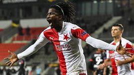 Hrdina, typ hráče, jakého mužstvo potřebuje, chválí Petera Olayinku Jindřich Trpišovský