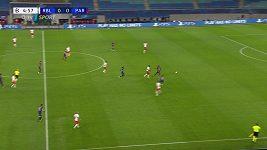 Sestřih zápasu fotbalové Ligy mistrů Lipsko - Paris SG