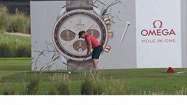Golfistka Hedwallová zazářila na turnaji v Dubaji