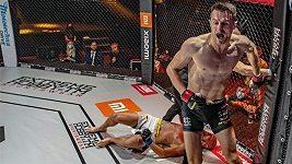 S Andrejem Kalašnikem se musí v MMA počítat. Ukrajinský Moravák a jeho životní příběh