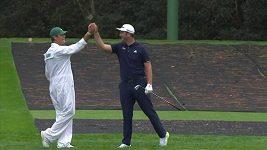 Golfista předvedl neskutečnou trefu