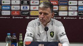 V první místo ve skupině hodně věříme, ale nemáme to ve svých rukou, říká trenér Jaroslav Šilhavý