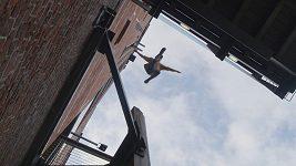 Parkourová legenda Jason Paul předvádí neuvěřitelné kousky