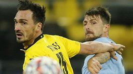 Sestřih zápasu Ligy mistrů Dortmund - Lazio