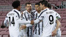 Cristiano Ronaldo pomohl v LM dvěma góly skolit Barcelonu