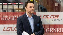 Trenér hokejové reprezentace Filip Pešán a jeho reakce na vyjádření Aloise Hadamczika