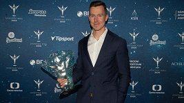 Díky mému umístění v anketě Sportovec roku je dráhová cyklistika zase vidět, těší Tomáše Bábka