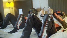 Tým Buggyra Racing po příletu do dějiště Rallye Dakar